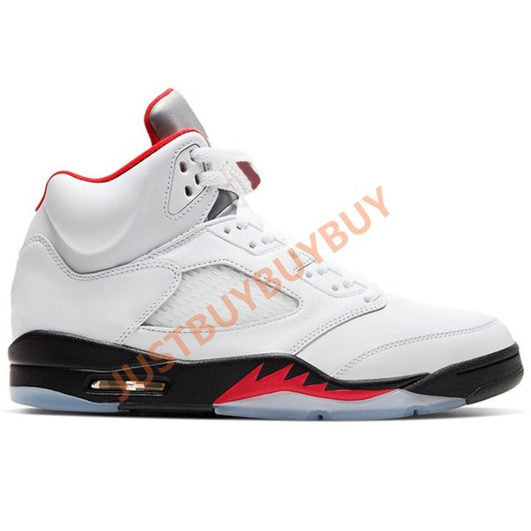 Fire Red Silver Tongue 2020