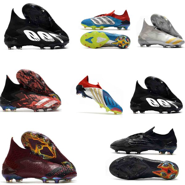 best selling predator mania Original chaussures de foot Mens Soccer Cleats Predator Predator Archive Limited Edition Soccer Shoes Mens soccer boots