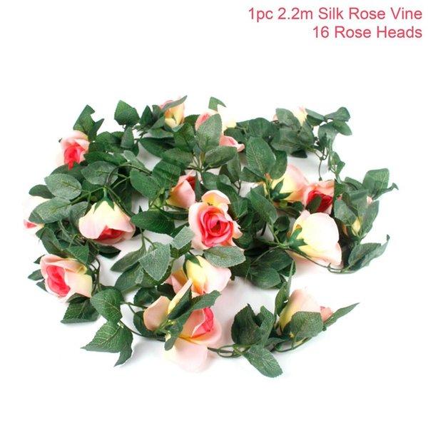Pfirsich Rosevine 220cm