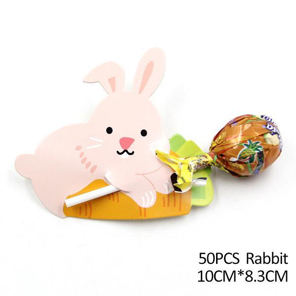 Rabbit-50pcs