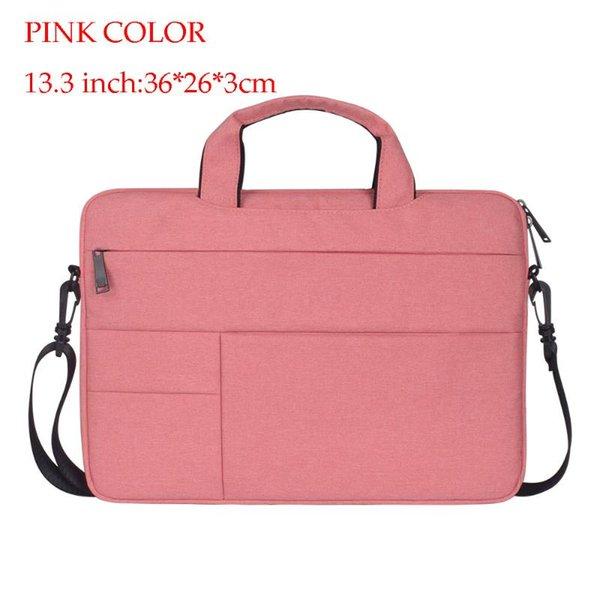 13.3 pulgadas de color rosa