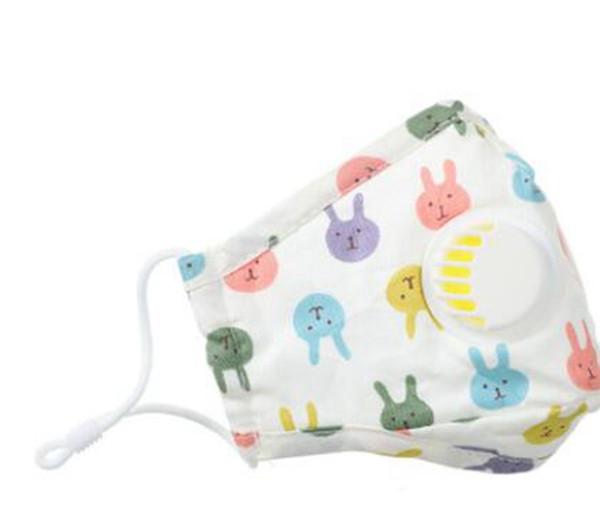 colorful rabbit no filter pad
