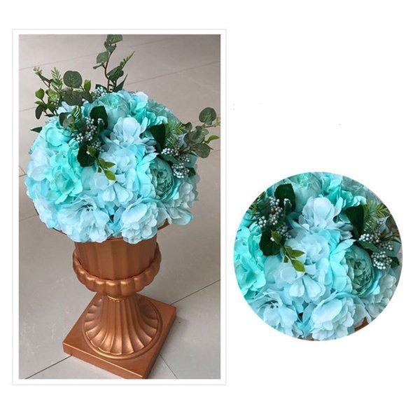 Lumière Tiffany Blue