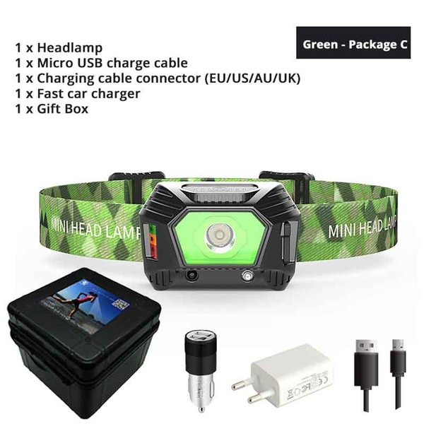 Green - Package C