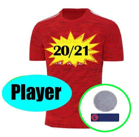 20/21 Home Player.
