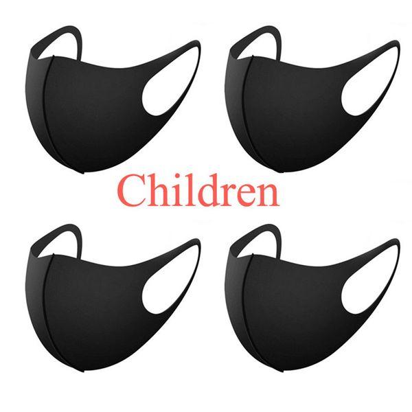 Schwarz-Kinder