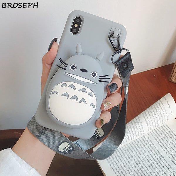 Grauer Totoro