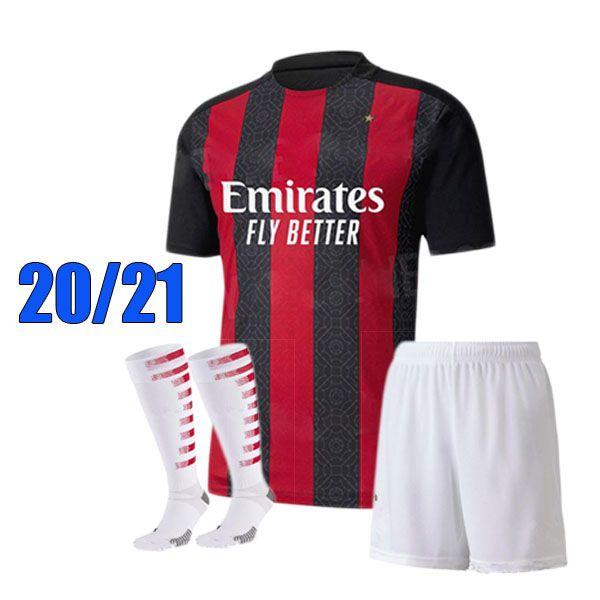 2020-21 Heimtrikot