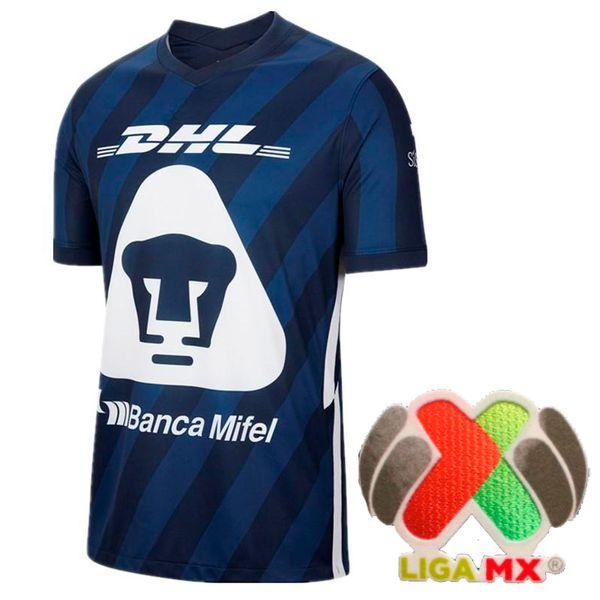 Away + Liga MX patch
