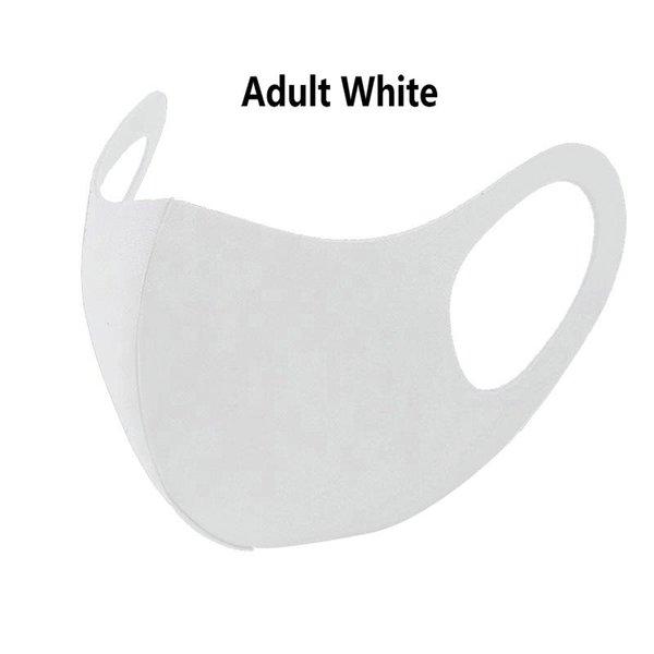 Белый (взрослый размер)