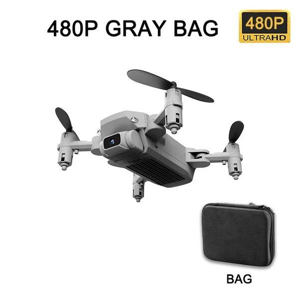 480P Gray bag