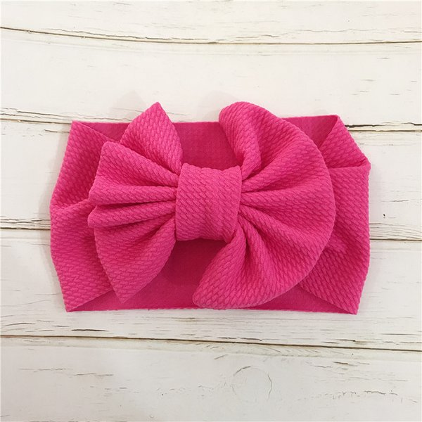 headband Rose Red