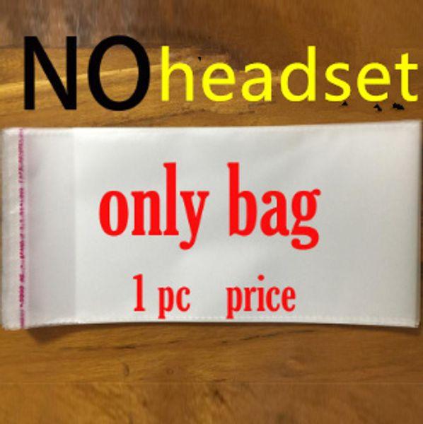 Solo bolsas de OPP