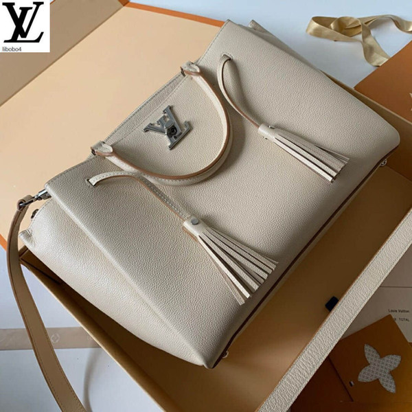 best selling libobo4 P1CL Shoulder Top Handbags Lockmeto Handles Handbag Bags M54569 Totes Evening Cross Body Bag