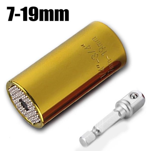 7-19mm Gold-