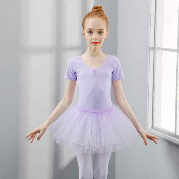 lavender-short sleev
