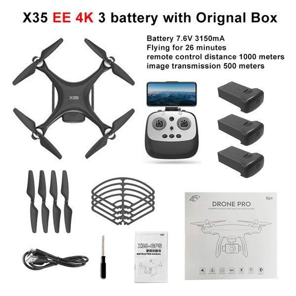 X35 EE 4K 3B BX