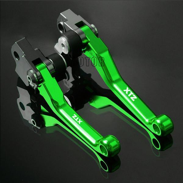 XTZ250 için Yeşil