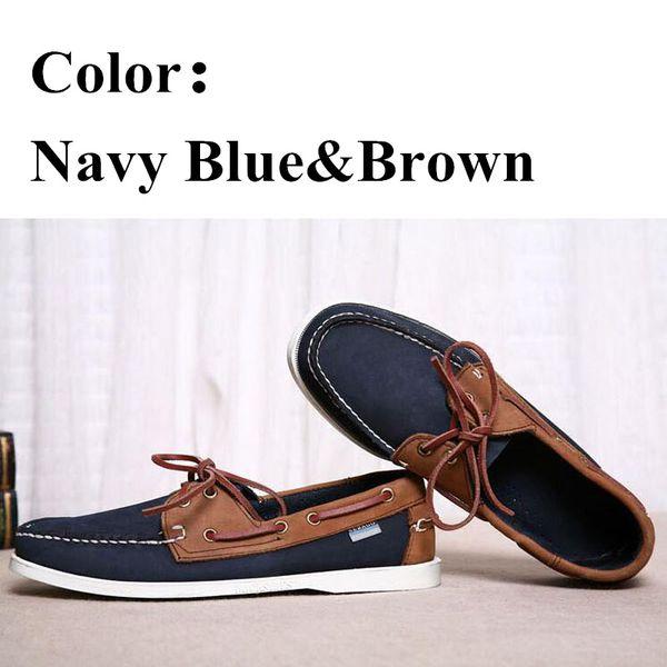 Blue-Brown
