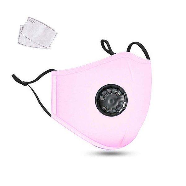 # 3 (1 máscara + 2 Filtro pad)