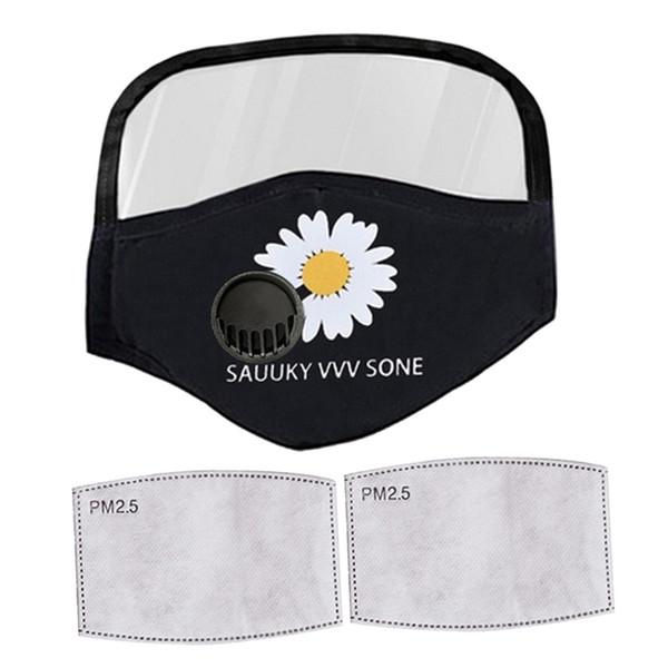 # 3 (1 + 2 Filtermaske pad)