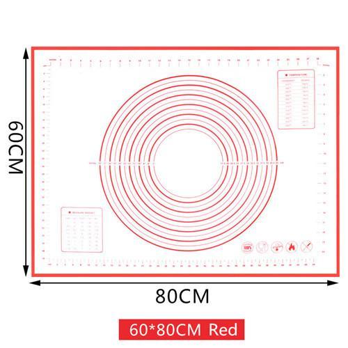 80x60cm kırmızı