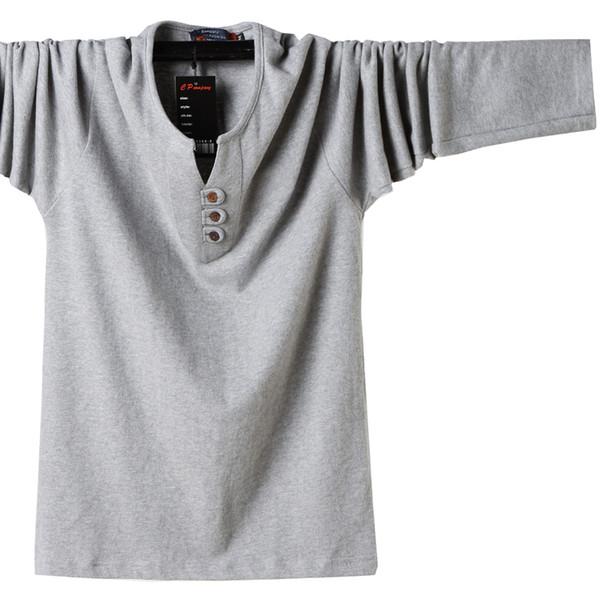 Серый T рубашка