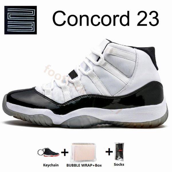 11'ler-Concord Yüksek 23