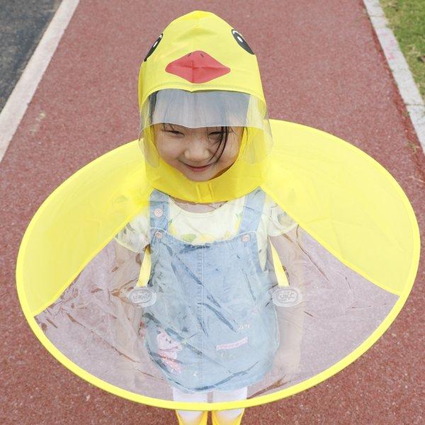 Kleine gelbe Ente Raincoat Peva (Upgrade
