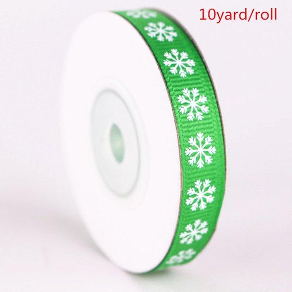 Kar yeşil