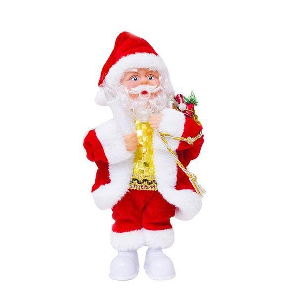 Свеча Санта-Клаус