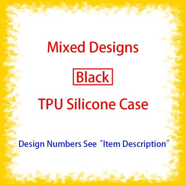 Black TPU Mixed