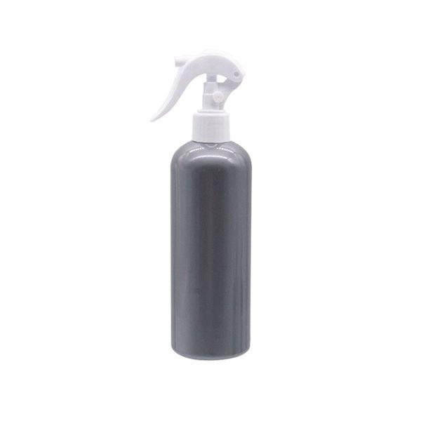 300ML زجاجة رمادي الأبيض PET