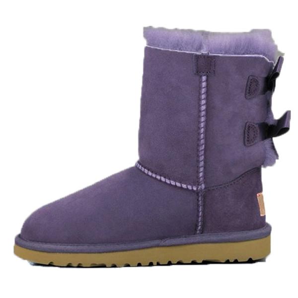 B Bows Half Boots (6)