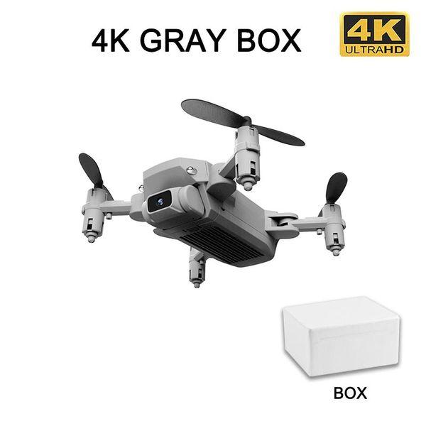 4K Gray box