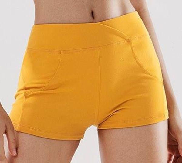 Yeollw Shorts