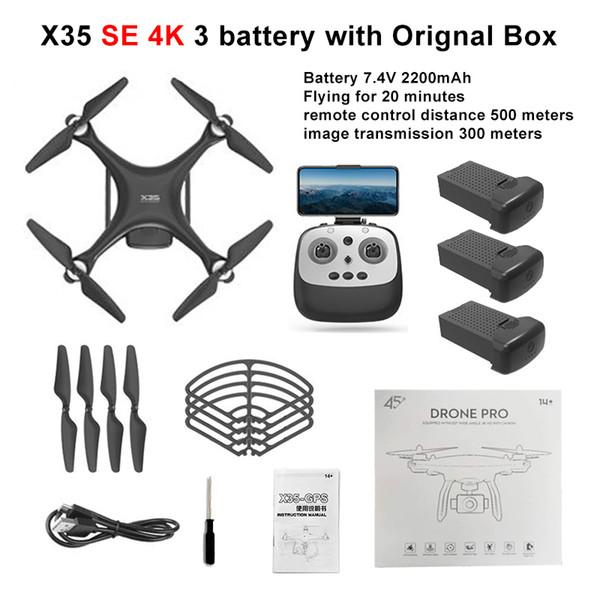 X35 SE 4K 3B BX
