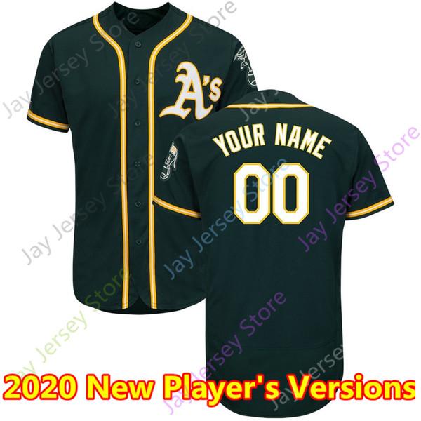 2020 Nuevo jugador # 039; s Versiones Green I