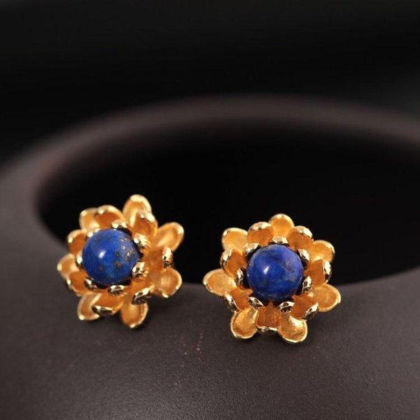 Golden lapis lazuli