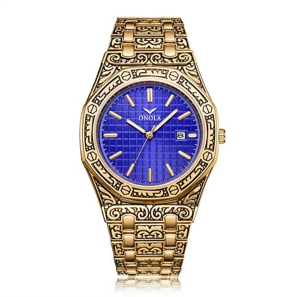 On3812 Altın Mavi