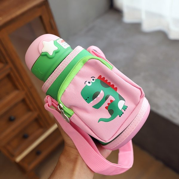 Pink Dinosaur Strap-Different Styles, Di