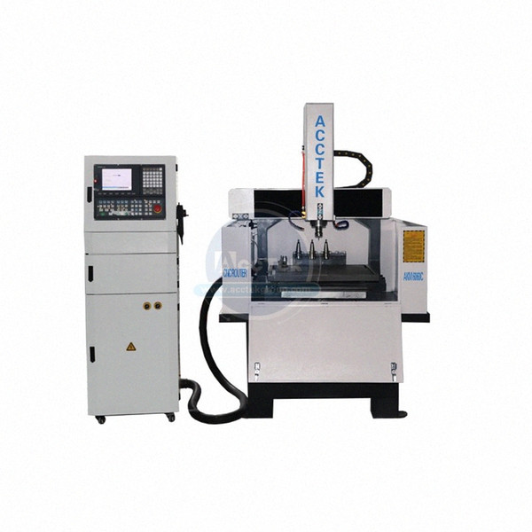 best selling Hot sale wood aluminum eps foam mini atc cnc router 3 axis 6060 mold engraving machine mMxk#