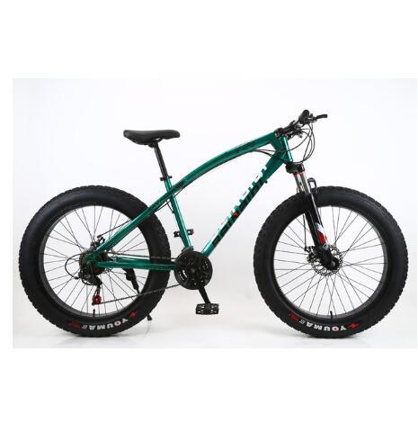 26inch green 24 speed