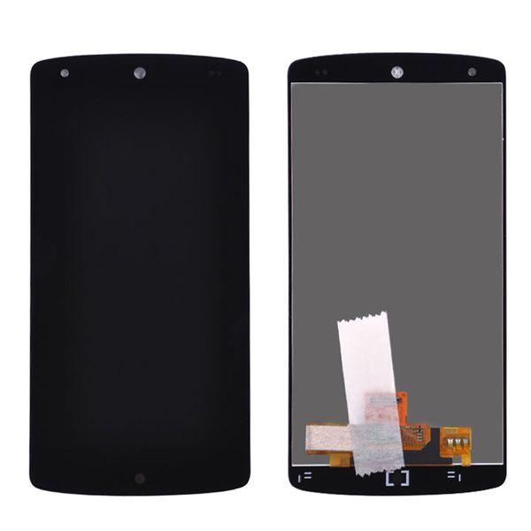 Negro para LG D820 sin marco
