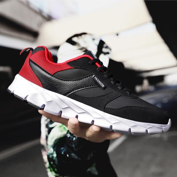 Men Sneakers Trend Sports High Quatily Man Sneakers Comfortable Autumn Low Outdoor Men's Sneaker Breathable Walking Shoes