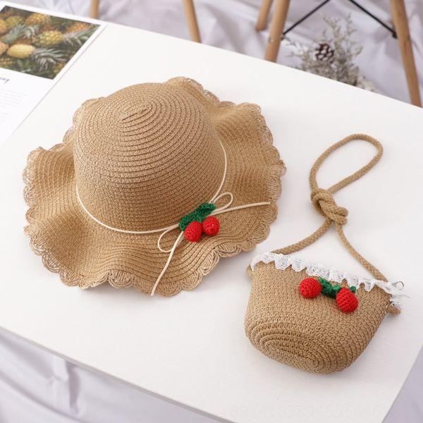 chapéu saco cereja definir café luz