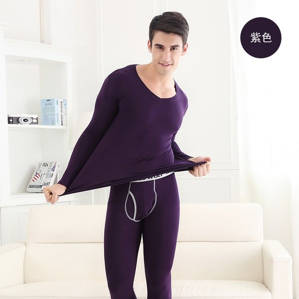 masculino púrpura