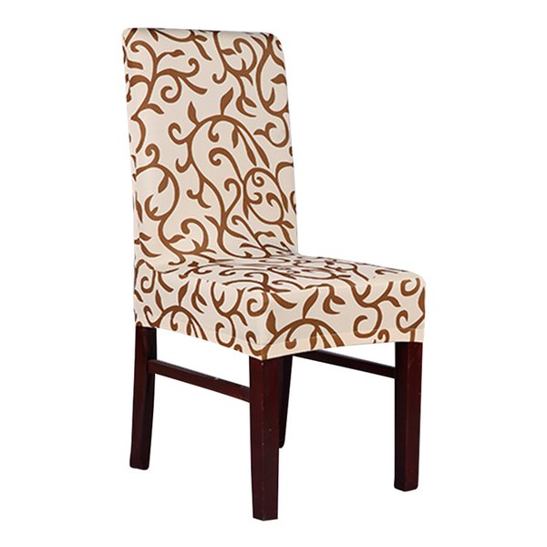pattern brown back height 60cm