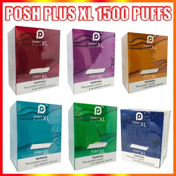 Posh Plus Xl.