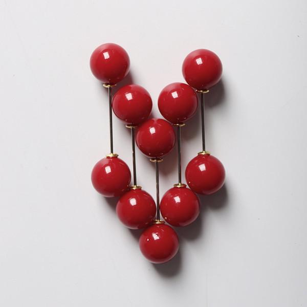 1.5cmx5cm rouge